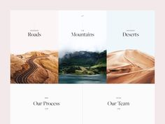 18 Clean & Modern Web Designs | From up North
