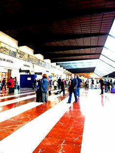 Firenze SMN train station @ Florence Italy
