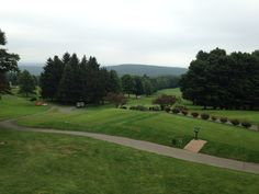 Seven Springs Golf Course in Seven Springs, PA