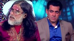 #SwamiOm : I will break #Salman Khan's bones  #ComingTrailer #SalmanKhan #BeingHuman #Human #BeingSalman #News #Latest #update #BollywoodNews #News #Bollywood