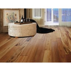 Floor And Tile Decor Woodbridge Aylana Acacia Hand Scraped Locking Engineered Hardwood  38Inx