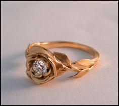 non traditional engagement rings etsy - Google Search