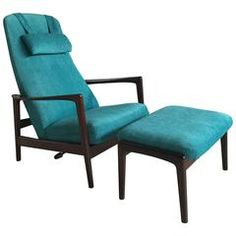 Lounge Chair by Alf Svensson