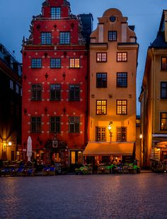 Stockholm, Sweden (by Marcelino YH) -- All things Europe Places Around The World, Oh The Places You'll Go, Travel Around The World, Great Places, Places To Travel, Places To Visit, Around The Worlds, Amazing Places, Travel Destinations