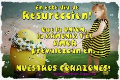 Greetings on this Easter Sunday Blessings to all...Saludos en este Domingo de Resurrección, Bendiciones a todos!