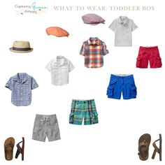 What to Wear Wednesday: Toddler Boys