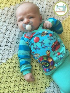 """Cross My Heart Cardigan """"Bringing Home Baby"""" Series PDF – max & meena Patterns Baby Diy Projects, Sewing Projects For Kids, Baby Patterns, Sewing Patterns, Knit Patterns, Baby Kimono, Easy Baby Blanket, Baby Sewing, Sew Baby"""