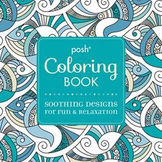 While people are getting pedicures, there could be adult coloring books next to the chairs for them to color in. There could also be magazines for those that don't want to color and there would be tv's as well.