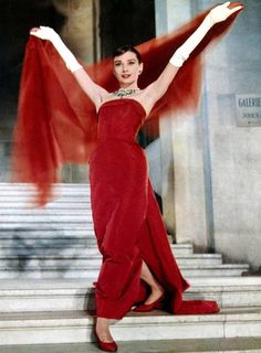 Audrey -- the epitome of style, grace and beauty
