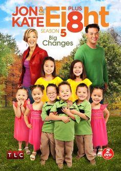 Jon and Kate Plus Eight: Season 5 - Big Changes DVD ~ Kate Gosselin, http://www.amazon.com/dp/B002UJIY4I/ref=cm_sw_r_pi_dp_yXAAqb1EW9RXF