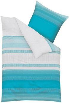 Bettwäsche, Kaeppel, »Profile«, mit gemusterten Streifen im Online Shop von Baur Versand