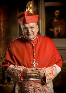 Cardinal Burke's 10 Ways to Deal with Church Crisis - Courageous Priest
