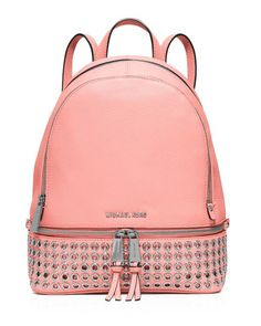Michael Michael Kors Medium Rhea Zip Grommet Backpack