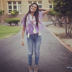 Bethany Mota Back To School Outfits