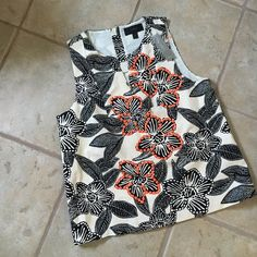 J Crew top NWT New with tags . Great sleeveless top. New. J. Crew Tops Blouses