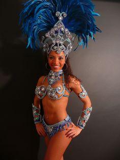 See Through Samba Costumes | Brazilian Samba Costumes