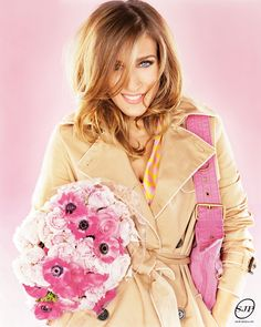 SJP for Gap back in the day- still love the trench