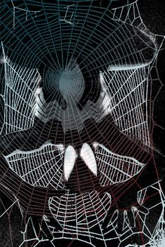 Friendly Neighborhood Spider-Man Cover: Spider-Man Marvel Comics Poster - 30 x 46 cm Black Spiderman, Spiderman Art, Amazing Spiderman, Spiderman Symbiote, Comic Book Characters, Comic Book Heroes, Comic Books Art, Comic Art, Book Art