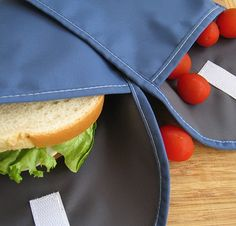 Reusit snack + sandwich bags | Made in USA school lunch gear