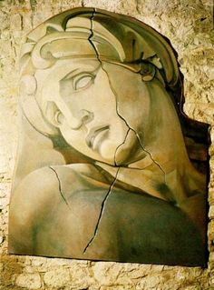 Salvador Dali: Aurora's Head