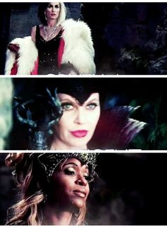 The Queens of Darkness; I am so excited to see what they are made of!!! Too bad we have to wait till March!!! Uuggg