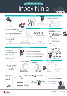 The ultimate office manager checklist infographic infographic get best practices for email specific writing and email management altavistaventures Images