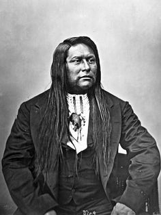 Tabiyuna or one who wins the race, of Ute Indians. By Alexander Gardner, 1872. Courtesy Utah Historical Society