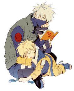 Kakashi Hatake | Naruto Uzumaki | Naruto | ♤ Anime ♤
