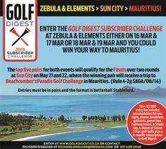 Zebula / Elements Golf Digest Subscriber Challenge. Golf Estate, Natural Contour, Water Supply, Golf Courses, Spa, Challenges