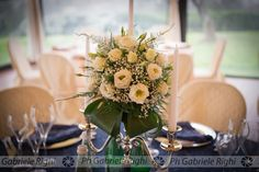 centrotavola matrimonio, wedding table centerpieces