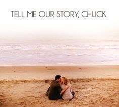 Chuck & Sarah . One of the best Series Finale !