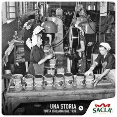 Ogni giorno ci facciamo portatori dei valori di tradizione e innovazione. Una storia tutta italiana dal 1939.