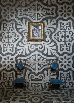 Mosaic Details and Floors