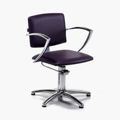 REM Atlas Hydraulic Styling Chair in Colour | Direct Salon Furniture