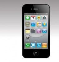 Custodia per Apple iPhone 4 protezione con SwitchEasy Capsule Neo, colore silver