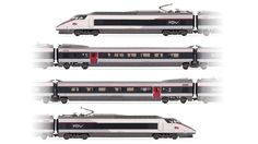 Hornby HJ2231 Jouef (H0 1:87) TGV Sud-Est Train Pack - SNCF - Jouef - H0 1:87 - By Brand - Shop