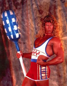 American Gladiator costume for Gladiator Run?! ha