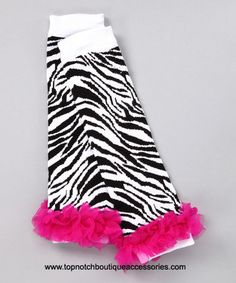 Take a look at this Pink Petunia White Zebra Ruffle Leg Warmers by Pink Petunia Boutique on today! Girls Leg Warmers, Baby Leg Warmers, Red Hair Bow, Girl Hair Bows, Baptism Headband, Newborn Headbands, 1st Birthday Hats, White Zebra, Pink Zebra