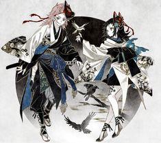 Imágenes random de Kimetsu no Yaiba - Sabito y Makomo Manga Anime, Manga Art, Anime Art, Demon Slayer, Slayer Anime, Anime Angel, Anime Demon, Persona Anime, Character Art