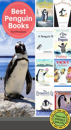 59 Best Penguins Polar And Arctic Activities For Kids Images In