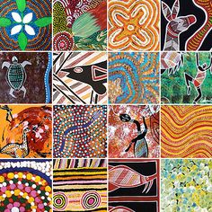 the art of the Indigenous Australians