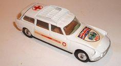 pre-production sample Corgi Toys Citroen Dafari