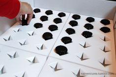 DIY - simple & effective cucpake trays