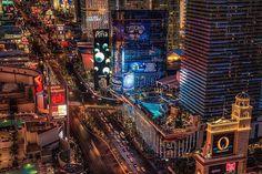 The Las Vegas Strip, NV