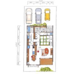 Japanese House, House Layouts, House Plans, Floor Plans, Flooring, How To Plan, Architecture, Home Decor, Instagram