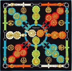 29 meilleures images du tableau Carré Hermès   Hermes scarves, Silk ... 57c89559bb7