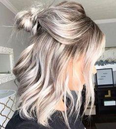 Luxy Hair, Natural Hair Styles, Short Hair Styles, Bun Styles, Fall Hair Colors, Hair Colour, Blonde Fall Hair Color, Light Hair Colors, Blonde Hair Highlights