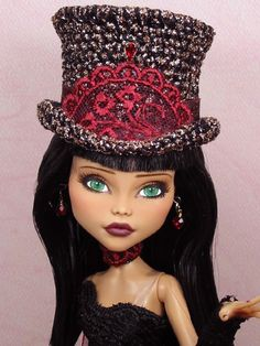 Cleo de Nile Monster High Custom Dressed Repaint by Ellen