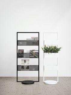 Minimal office space   Lammhults   via MyDubio