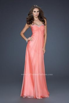 Shop La Femme evening gowns and prom dresses at Simply Dresses. Designer prom gowns, celebrity dresses, graduation and homecoming party dresses. Clearance Prom Dresses, Grad Dresses, Homecoming Dresses, Bridesmaid Dresses, Dress Prom, Long Dresses, Dress Long, Bridesmaids, Prom Gowns